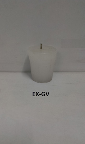 Glass Votive 01Pcs