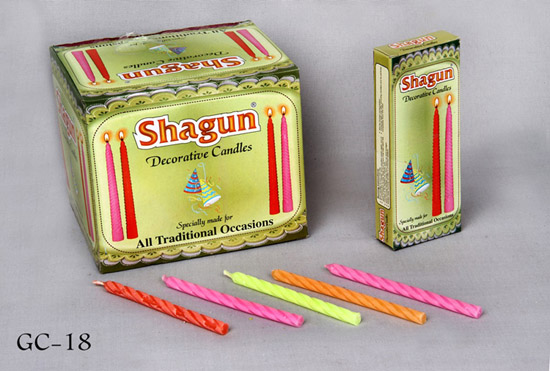 Shagun Decorative Candle