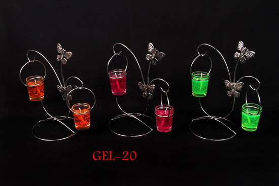 Gel Stand