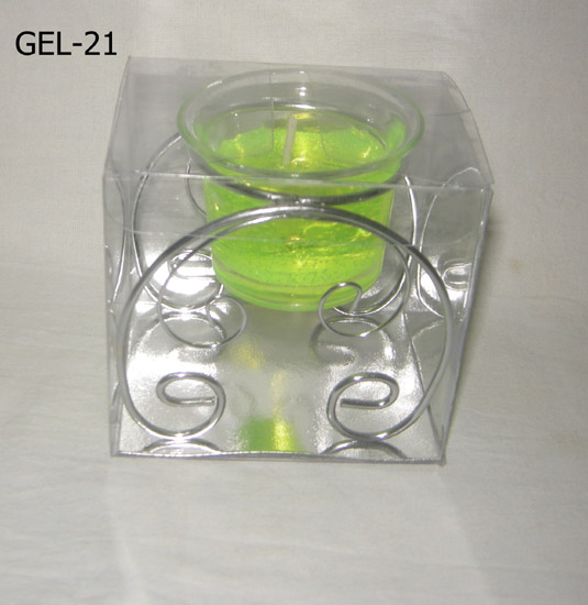 Gel Stand Single Glass