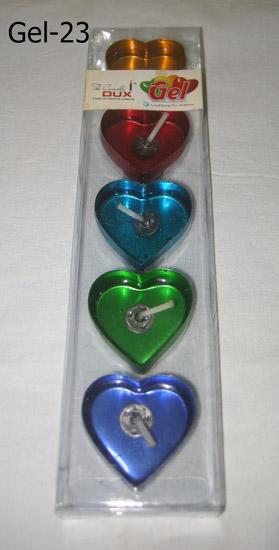 HEART (SET OF 5)