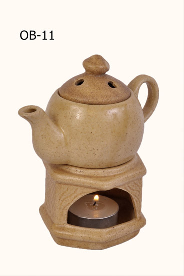 Oil Burner Kettle