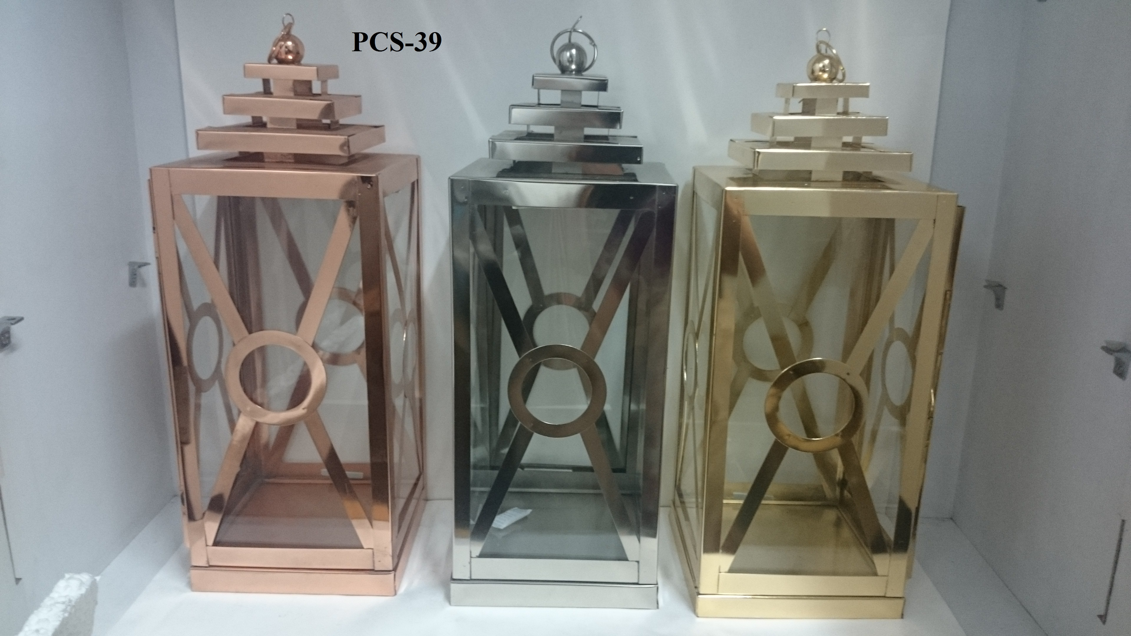 PILLAR CANDLE STAND