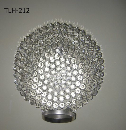 Crystal T Light Holder