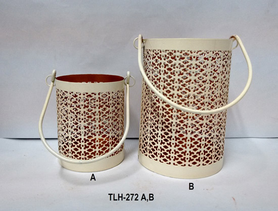 T-Light  Holder Bucket